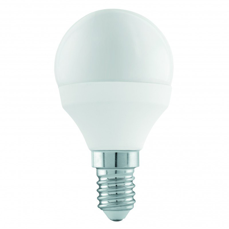Eglo Leuchtmittel E14 LED P45 6W 3000K 3X Dimmbar 1 Stück, 9,99