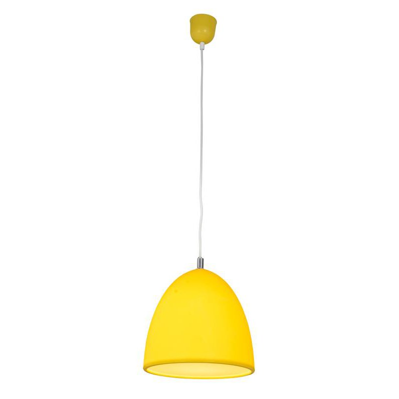 Pendelleuchte Gelb näve silikon pendelleuchte gelb 55 22