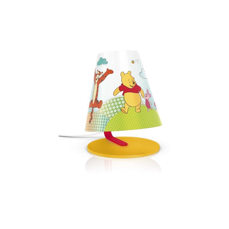 philips tischlampe disney winnie the pooh kinderlampe 717643426 29 9. Black Bedroom Furniture Sets. Home Design Ideas