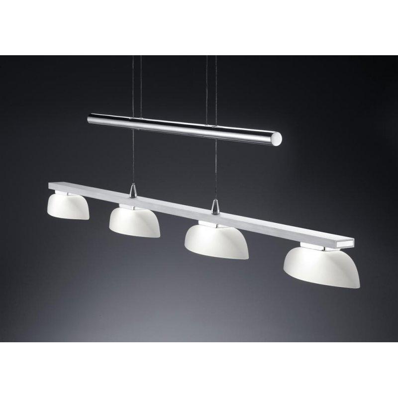 trio led jojo pendel 5w glas opal matt weiss 178 57. Black Bedroom Furniture Sets. Home Design Ideas