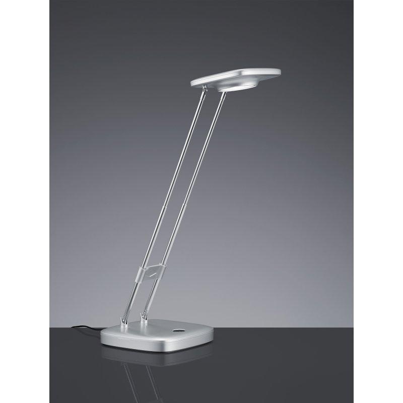 trio leuchten 573510187 tischleuchte nadir 1 x smd 3 w led. Black Bedroom Furniture Sets. Home Design Ideas
