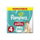 Pampers Baby-Dry Windeln Gr. 4 9-15 kg 1er Pack (1 x 160...