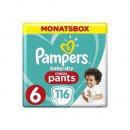 Pampers Baby-Dry Windeln Gr. 6 15+ kg 1er Pack (1 x 116...